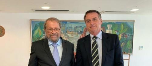 Carlos Vereza era um dos maiores apoiadores de Bolsonaro. (Arquivo Blasting News)