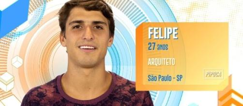 Felipe Prior é acusado de estupro por duas mulheres e Globo comentou o assunto. Foto: Arquivo Blasting News