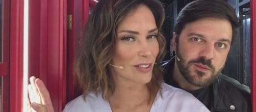 GF Vip, Luca Zocchi fa chiarezza sulla salute di Fernanda: 'Ha avuto una forte bronchite'.