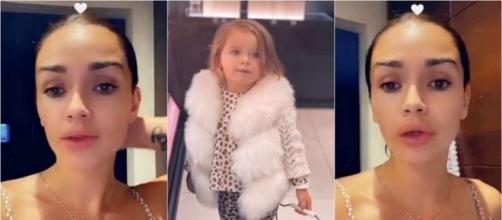 Jazz Correia (JLC Family) crée un compte Snapchat pour sa fille Chelsea de deux ans et choque les internautes.