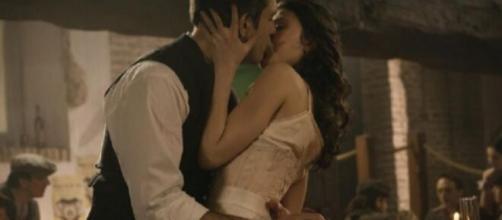 Telmo e Lucia decideranno di sposarsi.