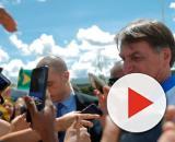Bolsonaro é denunciado ao Tribunal Penal Internacional de Haia por crime contra a humanidade. (Arquivo Blasting News).