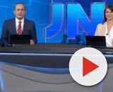 Jornalista Jéssica Senra tem seu salario reduzido. (Reprodução/TV Globo)