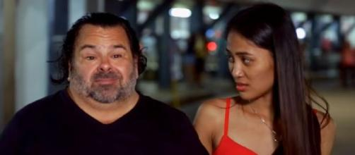 '90 Day Fiancé': Fans creeping out with Rose and Big Ed after 'disgusted massage.' [Image Source: TLC/ YouTube Screenshot]