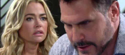 Beautiful, spoiler 6-11 aprile: Shauna comunica a Bill che è il padre biologico di Flo.