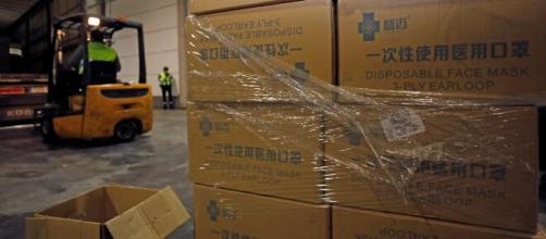 Coronavirus y la compra de material sanitario a China.