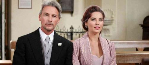 Il Paradiso delle signore, anticipazioni: scoppia la passione tra Adelaide e Umberto.