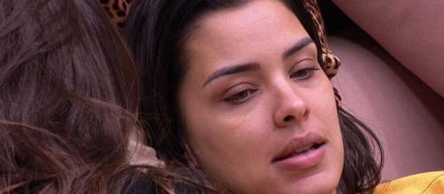 """Ivy revela tensão e acredita não ser a vencedora do """"BBB20"""". (Reprodução/TV Globo)"""