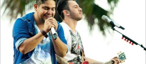 Jorge e Mateus agitam mundo dos famosos neste sábado. (Arquivo Blasting News)