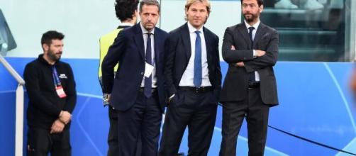 La dirigenza della Juventus già attiva sul mercato.