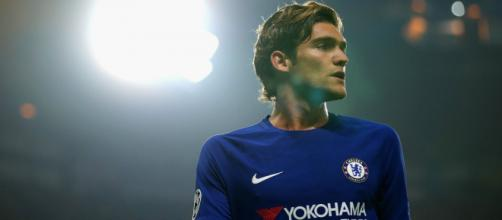Marcos Alonso, laterale del Chelsea.