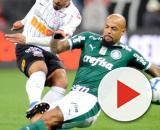 Corinthians e Palmeiras nutrem uma das maiores rivalidades do futebol brasileiro. (Arquivo Blasting News)