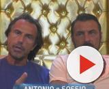 Gf Vip 4: Antonio attacca Sossio sulla sua squalifica da calciatore.