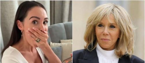 Accusée d'avoir mis en scène son coup de fil avec Brigitte Macron, Nabilla explique comment cet échange a eu lieu.
