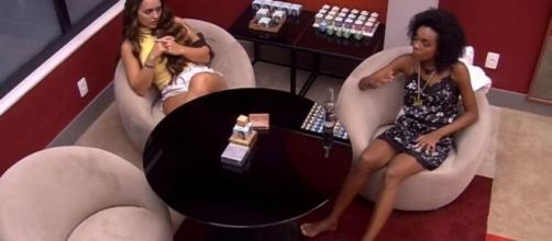 'BBB20': Thelma critica posicionamento de Babu no jogo. (Reprodução/TV Globo)