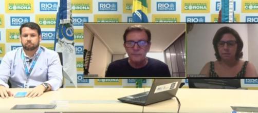 Covid-19: Prefeito do Rio de Janeiro descarta possibilidades de normalidade no estado. (Reprodução)