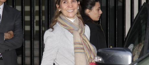 Elena de Borbón incluso se fue de caza, en plena crisis de coronavirus.