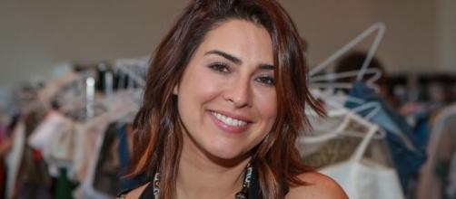Fernanda Paes Leme afirma que não irá à casa de Manu se Ivy estiver lá. (Arquivo Blasting News)