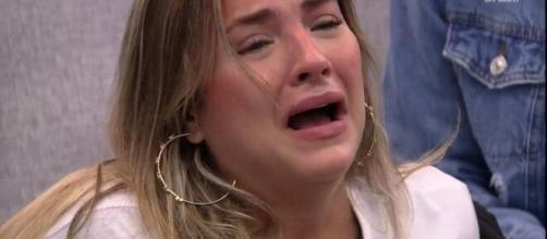 Internautas comentaram sobre os rumos do jogo. (Reprodução/TV Globo)