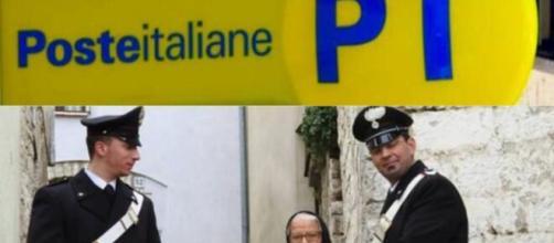 I Carabinieri consegneranno le pensioni a domicilio in tutta Italia.