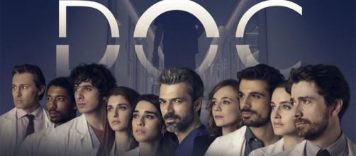 Il cast di 'Doc - Nelle tue mani' in onda su Rai1 dal 26 marzo al 16 aprile