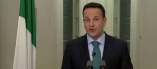 Ireland's PM returns to medicine to help with the coronavirus - Image credit - The Guardian / YouTube video