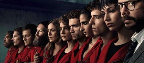 """""""La casa de papel"""" temporada 5 ainda não foi oficialmente confirmada. (Reprodução/Netflix)"""