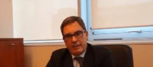 Massimo Clementi (Ph. Youtube - Università San Raffaele)