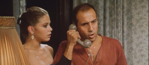 Nella programmazione tv di Cine 34 per la giornata di Pasqua due film di Massimo Troisi e Adriano Celentano