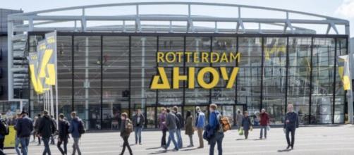 Rotterdam Ahoy es una área multiusos en Rotterdam, Países Bajos