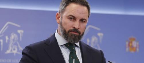 Santiago Abascal pedirá la dimisión de Pedro Sánchez