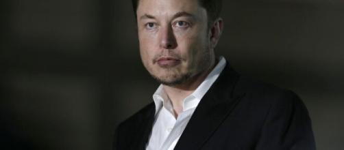 Elon Musk, proprietario dell'azienda Tesla.