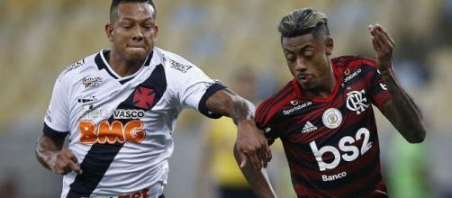 Vasco e Flamengo já disputaram a hegemonia no futebol carioca. (Arquivo Blasting News)