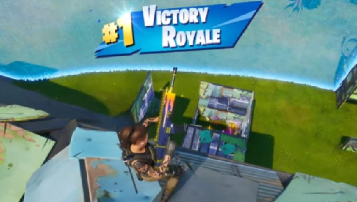 Fortnite Glitch That Can Give You Easy Wins Tfue S Blanking Bullet During Duo Scrims 5,222,822 likes · 64,018 talking about this. fortnite glitch that can give you easy