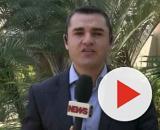 Jornalista da Globo é hostilizado ao caminhar em praia. (Arquivo Blasting News)