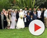 Pendant un mariage une famille s'est rassemblée alors que le confinement est imposé. Credit : Instagram