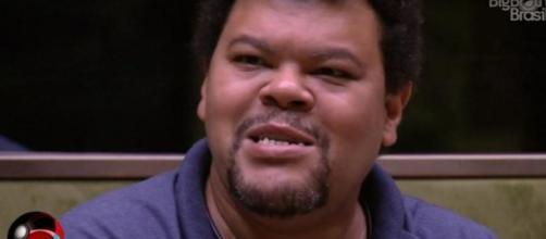Babu deixou no ar o tema de discriminação no 'BBB20'. (Reprodução/TV Globo)