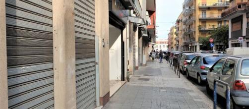 Bari, anziano multato in corso Mazzini e rimproverato anche dal sindaco Antonio Decaro