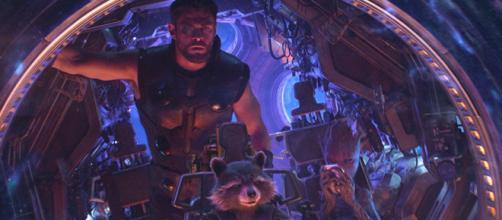 Chris Hemsworth se destacou como Thor. (Reprodução/Walt Disney Studios/Marvel)