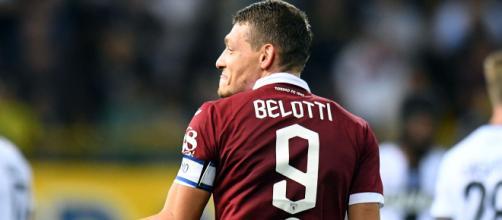 Il Napoli punterebbe su Andrea Belotti.