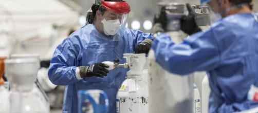 La OMS se ha quedado sorprendida por la capacidad de los trabajadores sanitarios de España