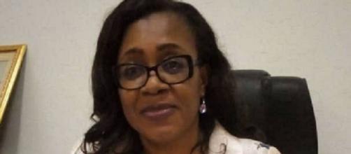 Madame hélène Ndongo seh, Directeur de l'IPAY (c) Hélène ndongo seh