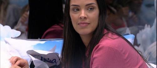 """No """"BBB20"""", Ivy desabafa sobre brother: 'Enquanto ele estiver aqui dentro da casa, eu vou votar nele'. (Reprodução/TV Globo)"""
