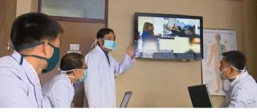 No coronavirus cases reported from North Korea - WHO. [Image source/ARIRANG NEWS YouTube video]