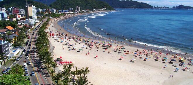 Guaratuba (PR) interdita praias, e quem for pego durante a pandemia pagará multa de até R$ 2 mil