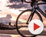 Ciclista fermato dopo due giorni di viaggio