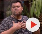 """Namorada de Babu Santana fala sobre estereótipo de """"monstro"""" criado por sisters. (Reprodução/TV Globo)"""