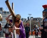 Rituales extraños de Semana Santa en el mundo.