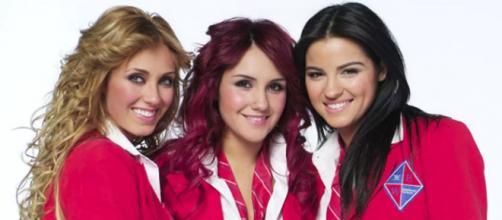 Celebridades de 'RBD' nos dias atuais. (Reprodução/Televisa)