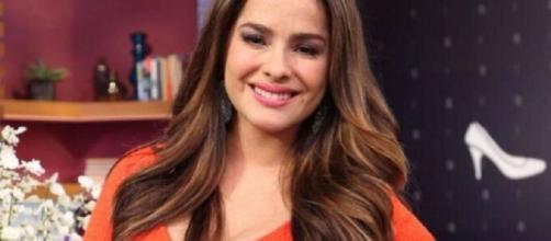 Danna García está com coronavírus. (Reprodução/Redes sociais)
